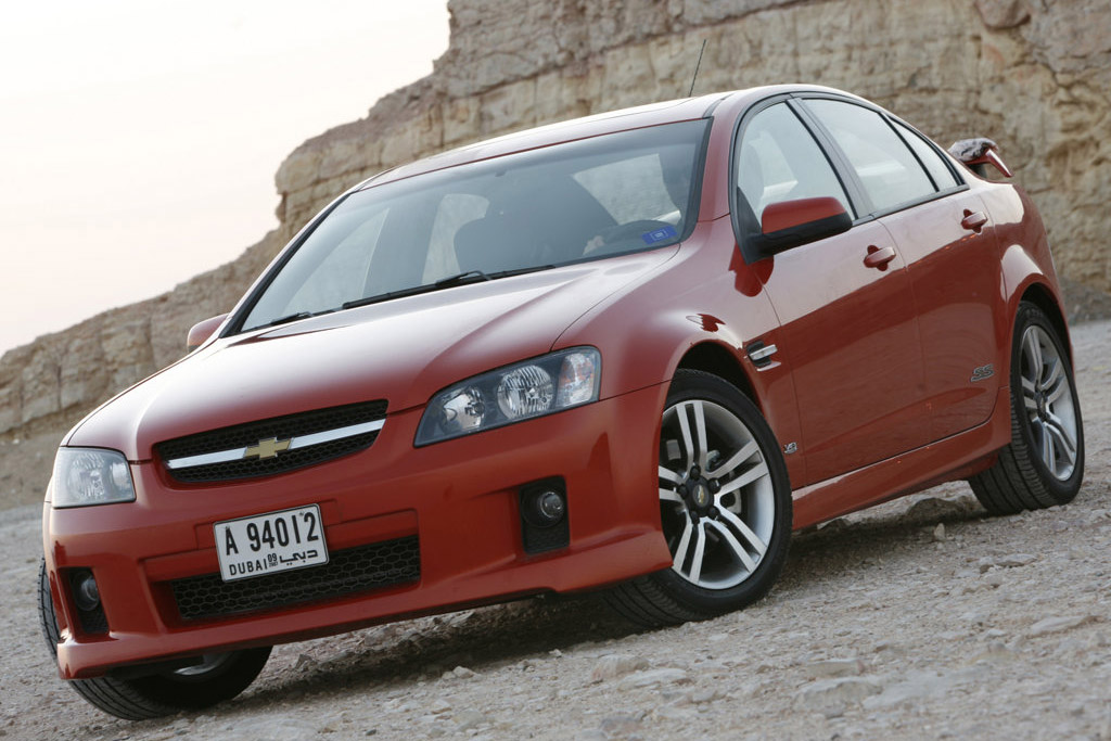 Chevrolet Lumina 2008 photo - 4