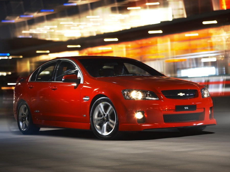 Chevrolet lumina 2010 photo - 5