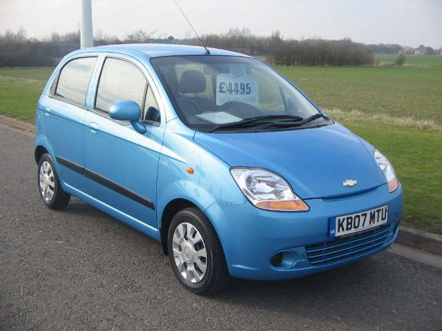 Chevrolet matiz 2007 photo - 2