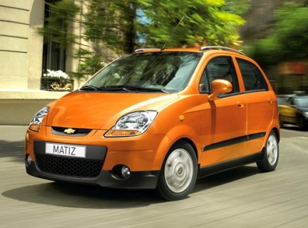 Chevrolet matiz 2008 photo - 1