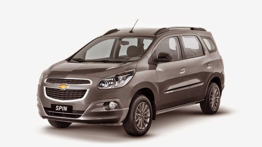 Chevrolet Minivan 2017 Photo 1