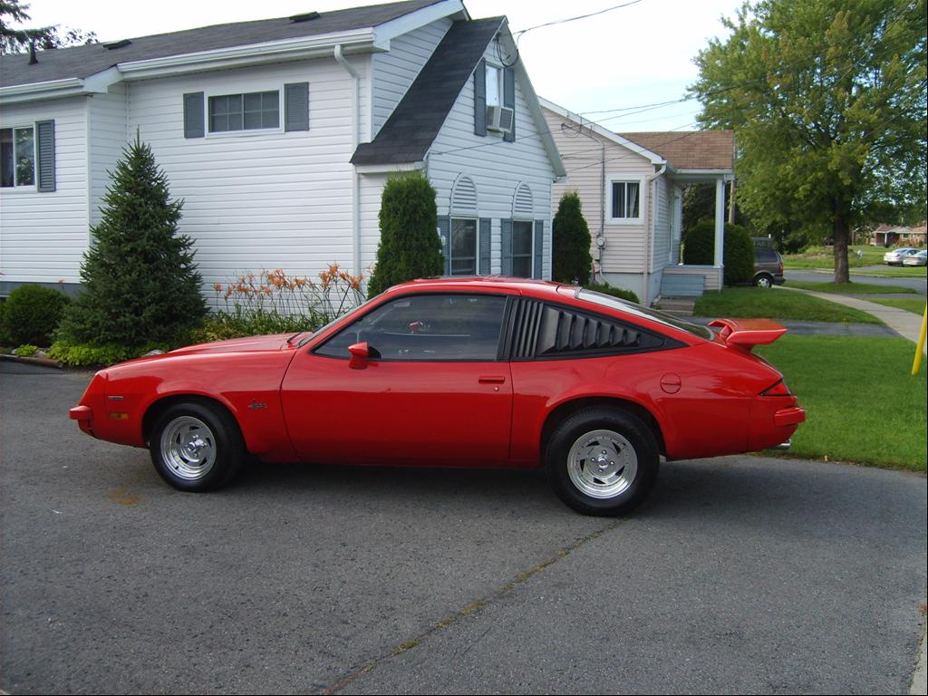 Chevrolet monza 1979 photo - 2
