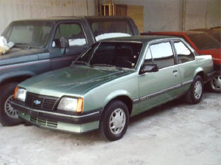 Chevrolet Monza 1986 photo - 1