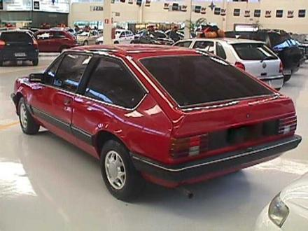 Chevrolet Monza 1986 photo - 5