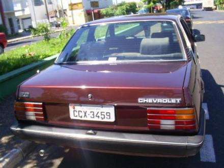 Chevrolet monza 1990 photo - 2