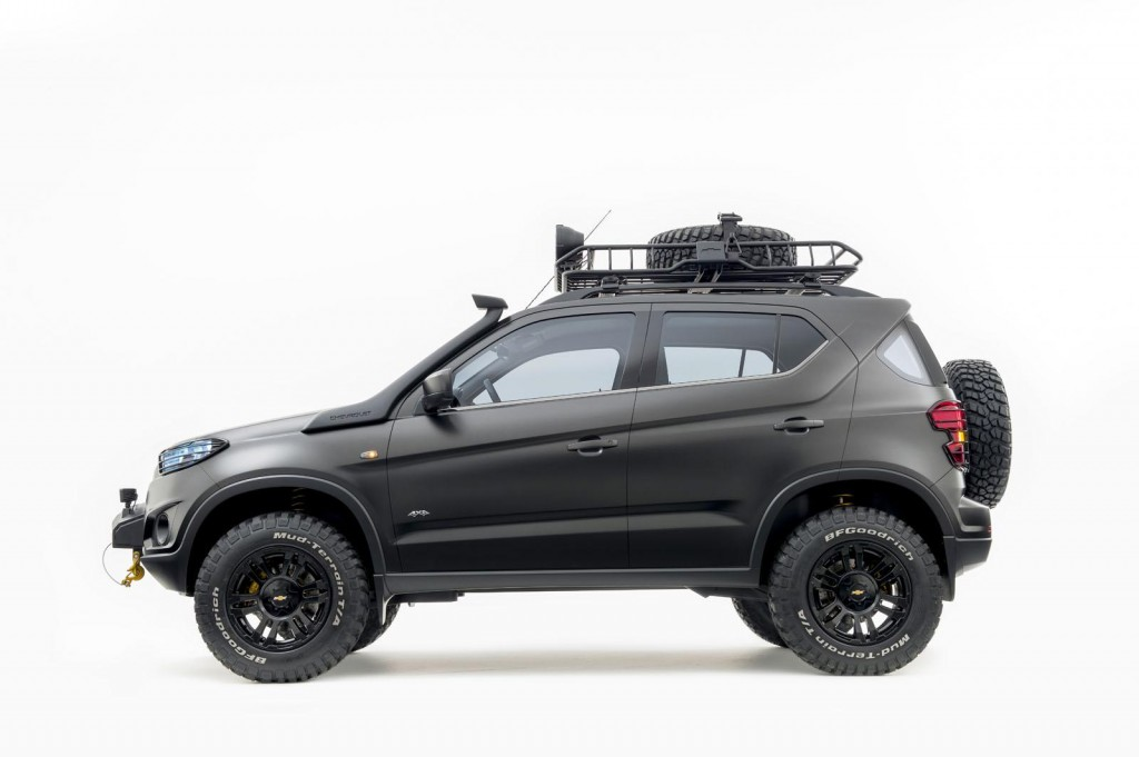 Chevrolet Niva 2014 photo - 1