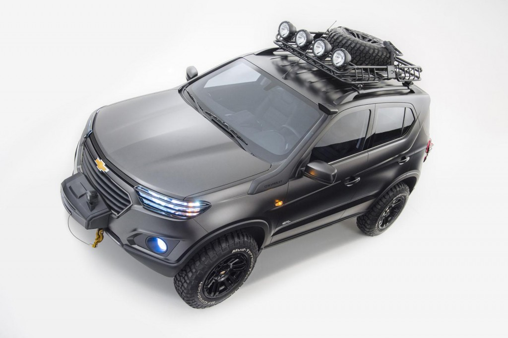 Chevrolet Niva 2014 photo - 4
