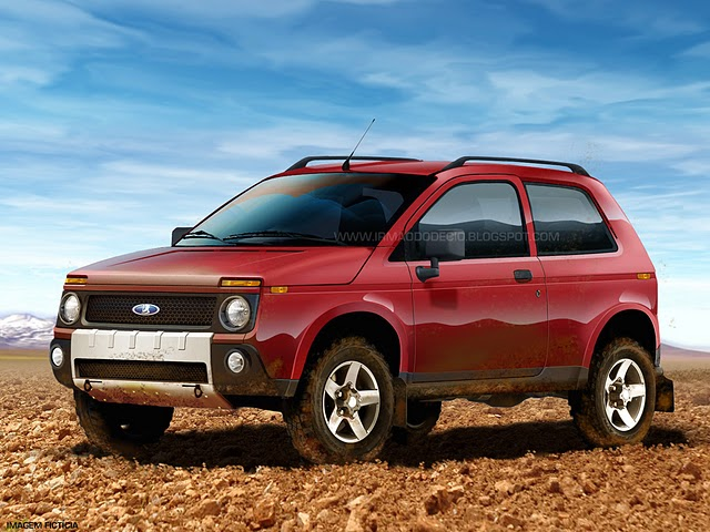 Chevrolet Niva 2014 photo - 5