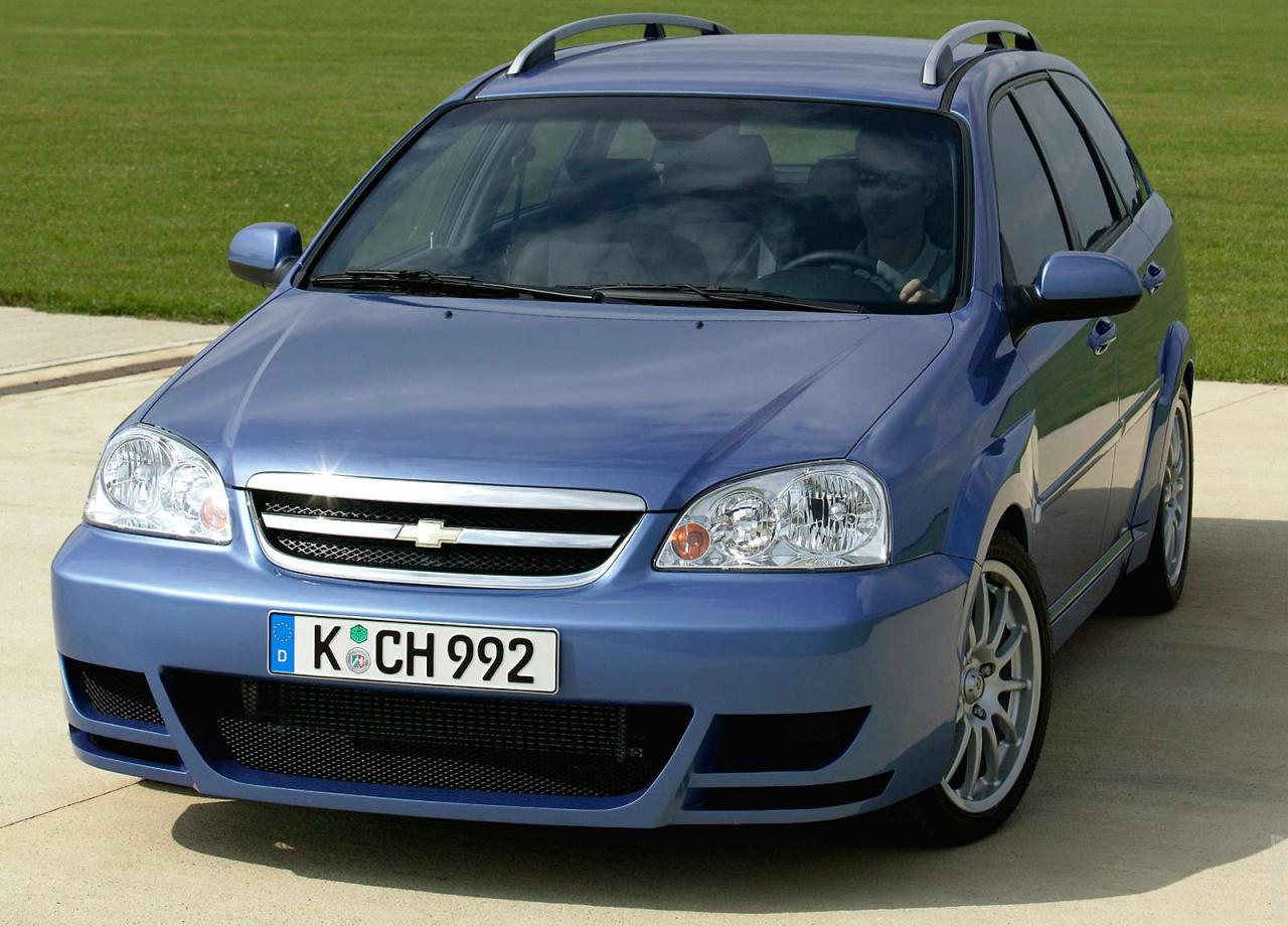 Chevrolet nubira 2006 photo - 2
