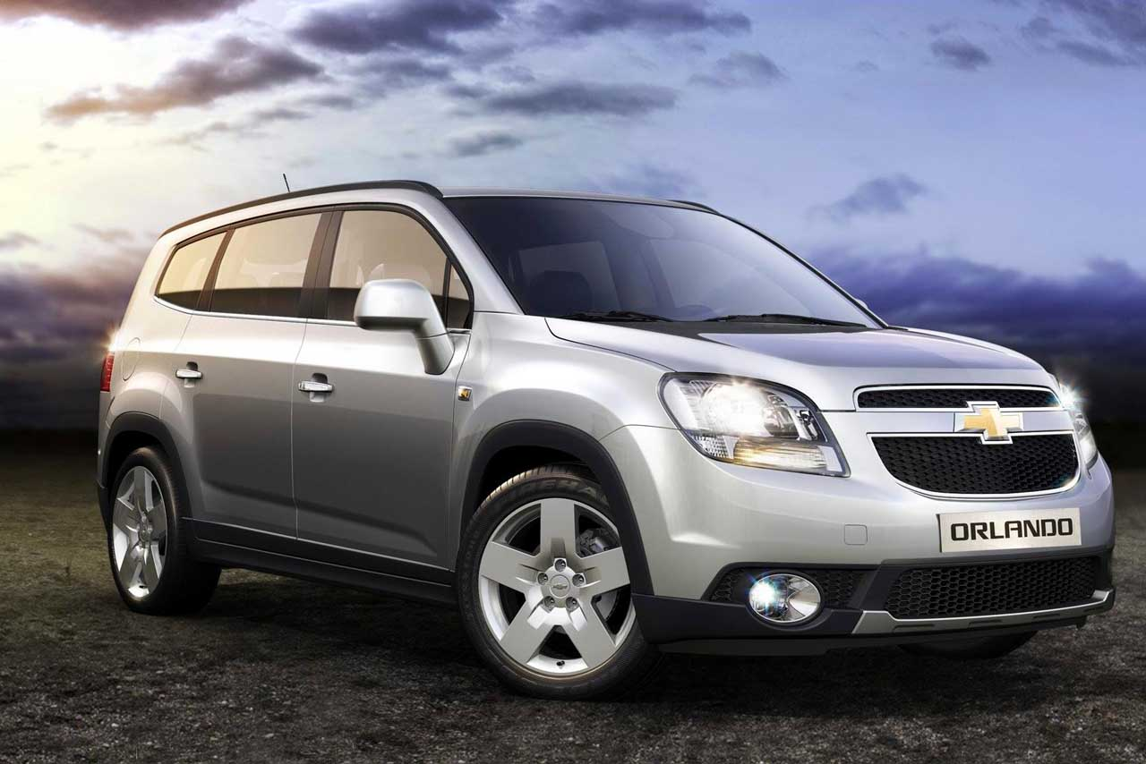 Chevrolet Orlando 2012 Review Amazing Pictures And