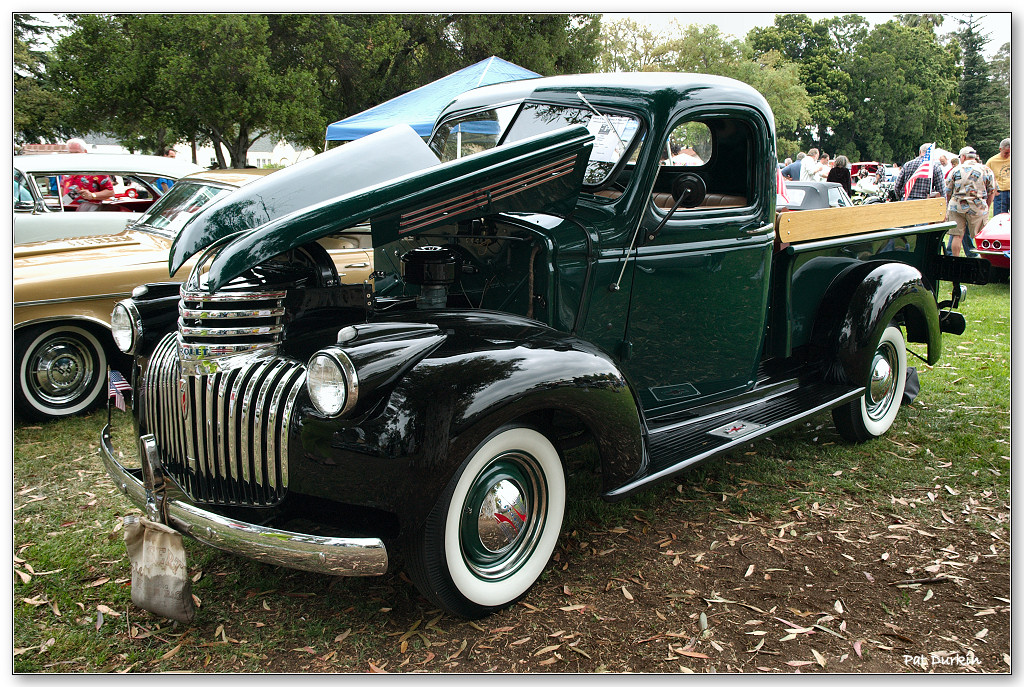 Chevrolet pickup 1946 photo - 2