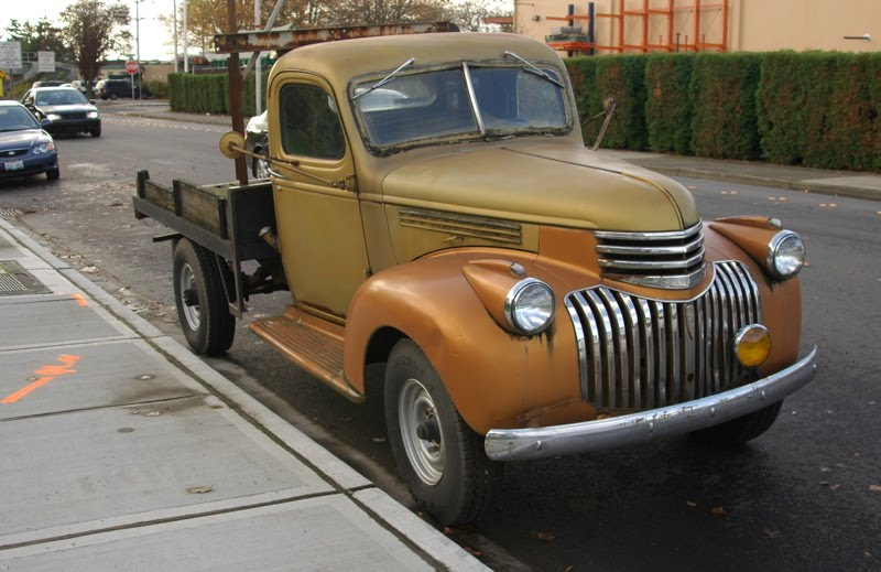 Chevrolet pickup 1946 photo - 3
