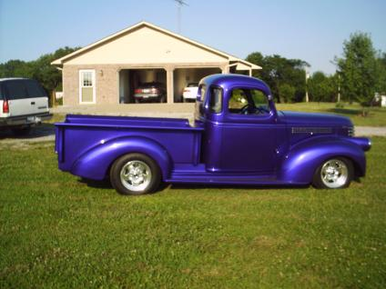 Chevrolet pickup 1946 photo - 6