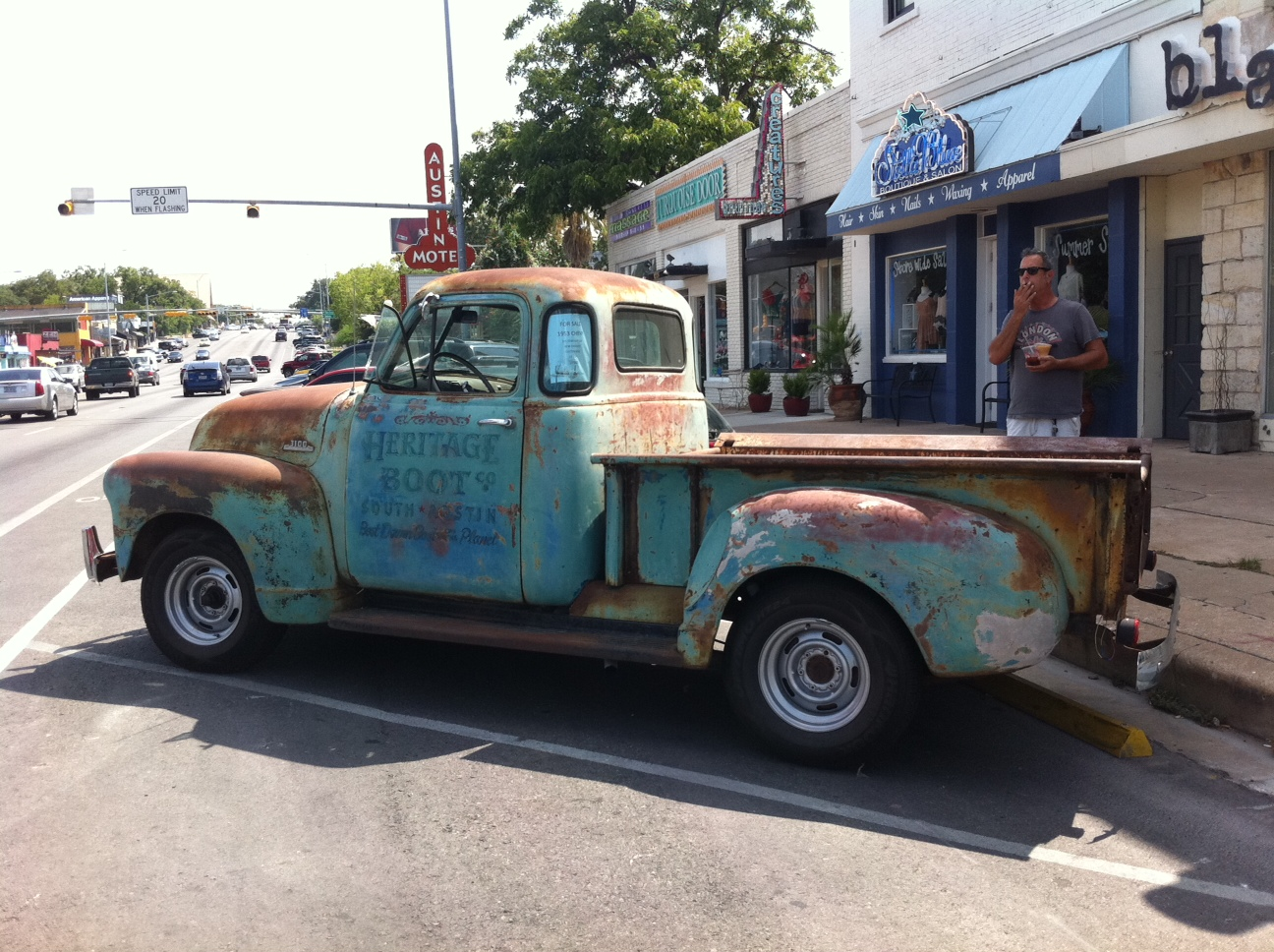 Chevrolet pickup 1953 photo - 3