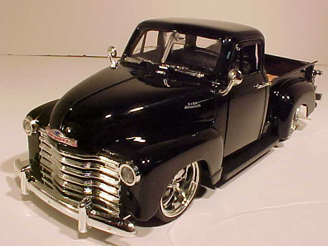 Chevrolet pickup 1953 photo - 6