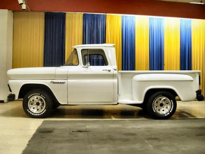 Chevrolet pickup 1960 photo - 3