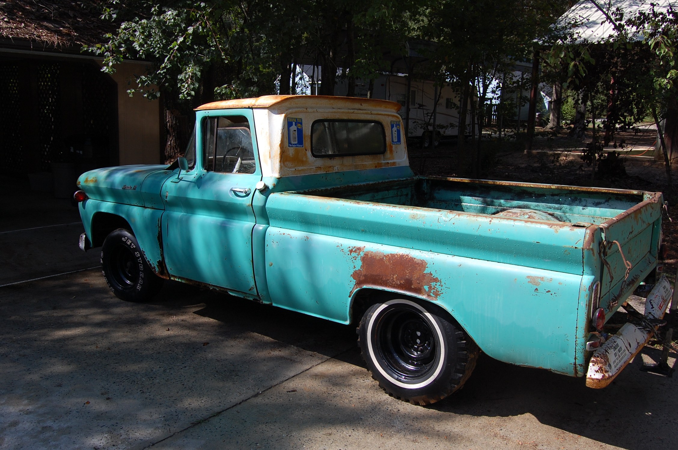 Chevrolet pickup 1960 photo - 4