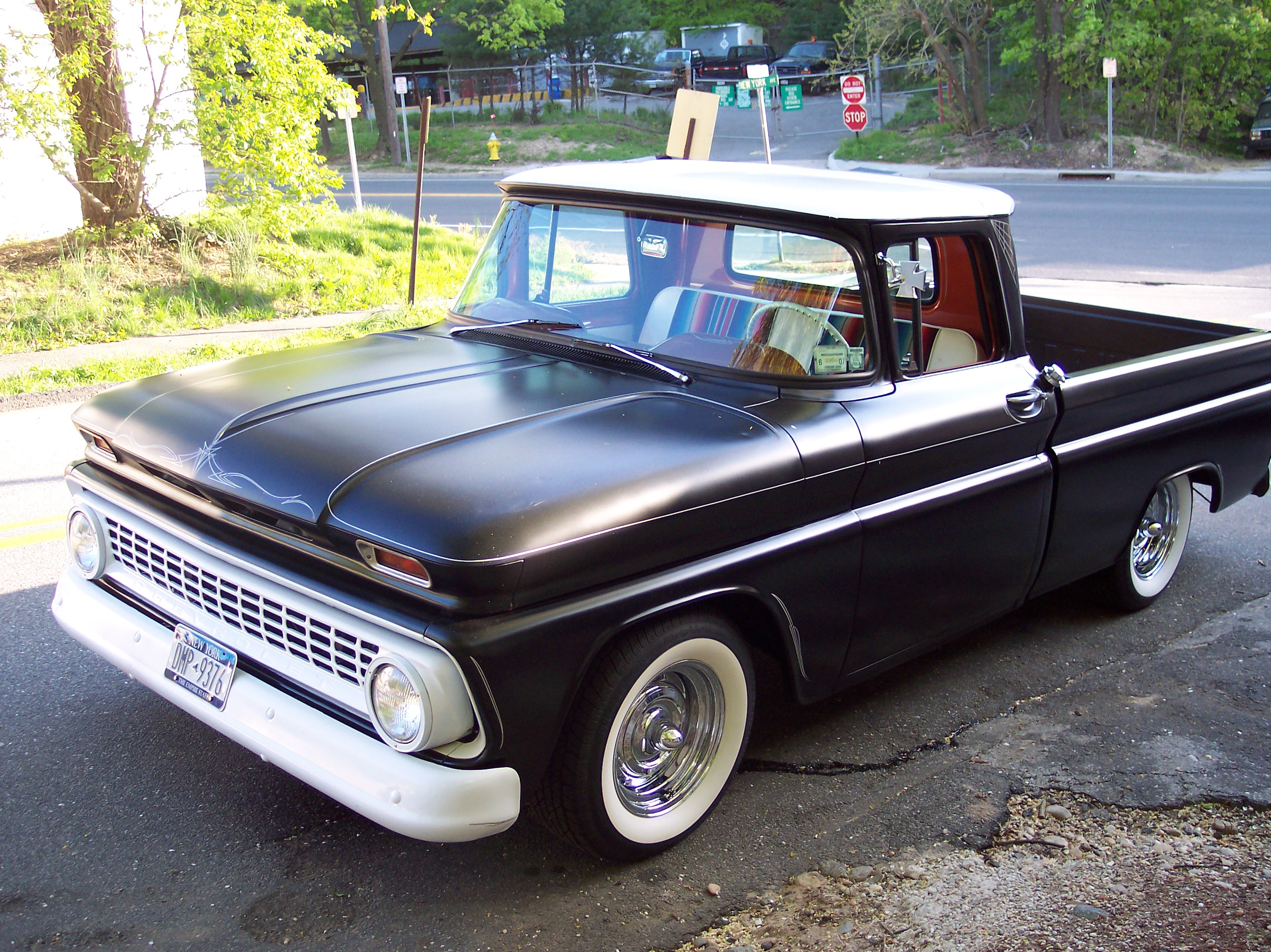 Chevrolet pickup 1963 photo - 3