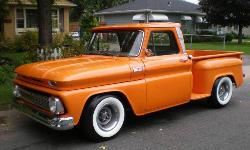Chevrolet pickup 1965 photo - 1