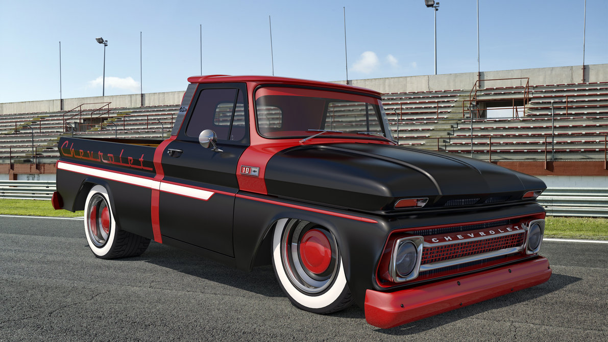 Chevrolet pickup 1965 photo - 2