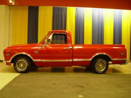 Chevrolet pickup 1968 photo - 6