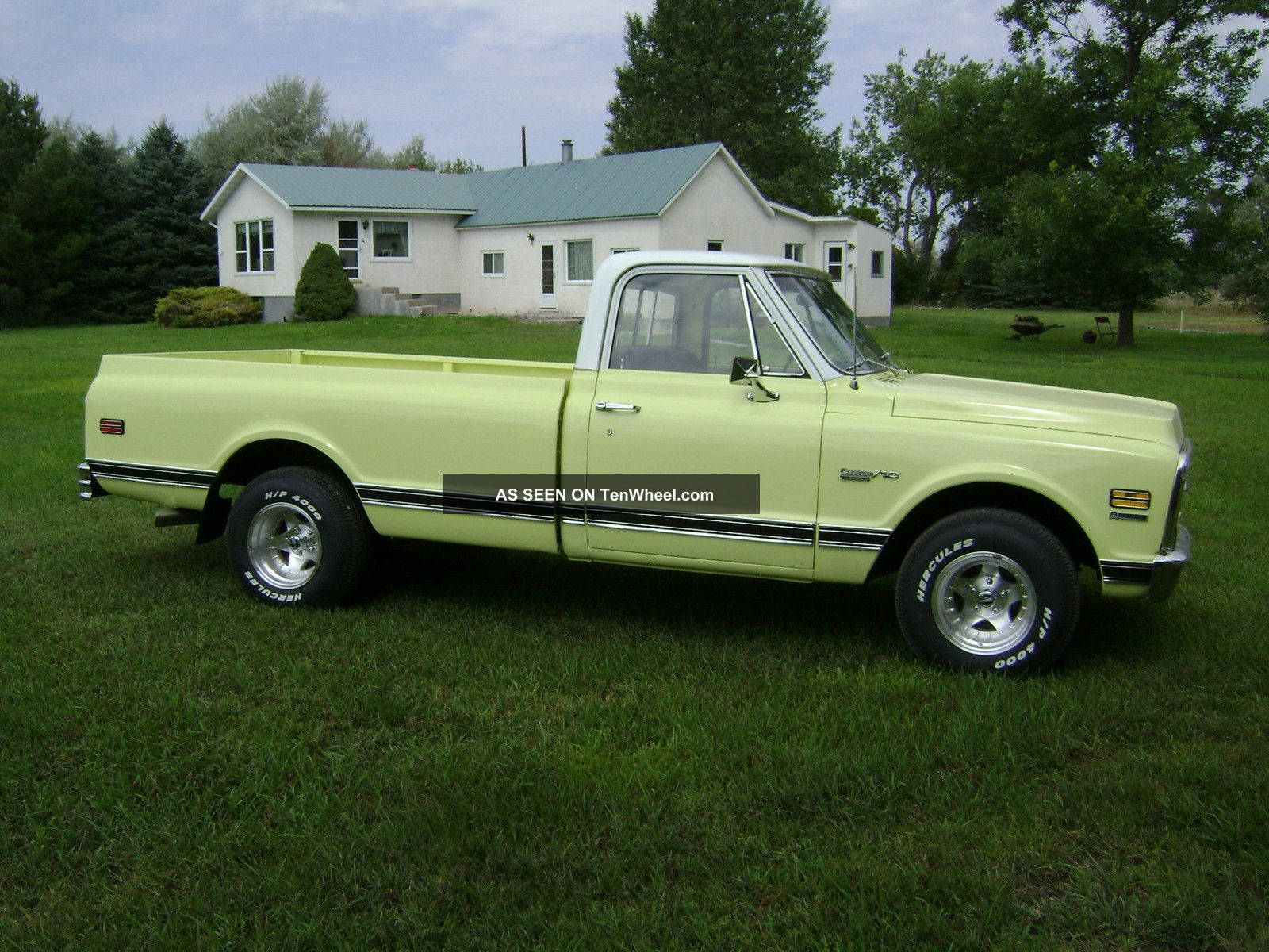 Chevrolet Pickup 1972 photo - 2