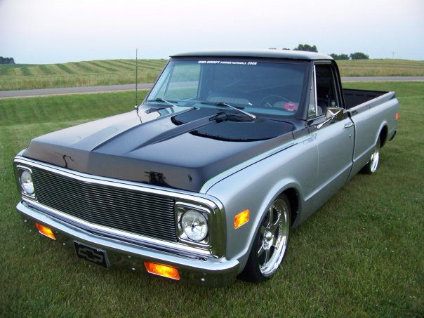 Chevrolet Pickup 1972 photo - 5