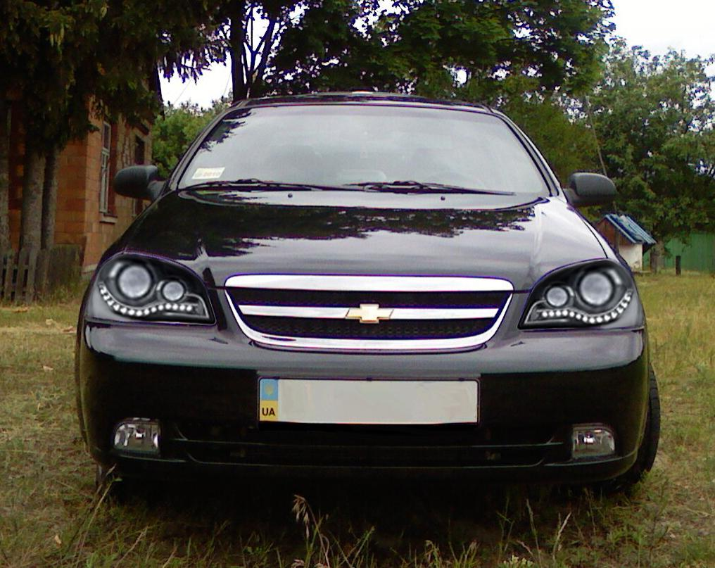 Chevrolet rezzo 2007 photo - 3