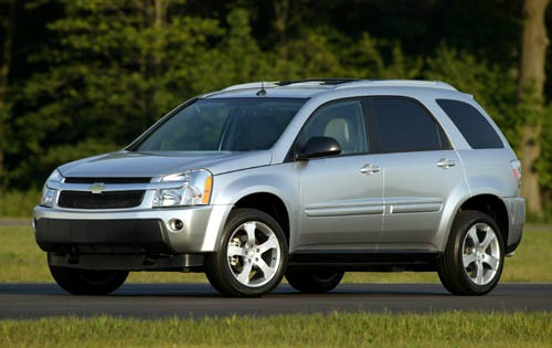Chevrolet SUV 2005 photo - 1