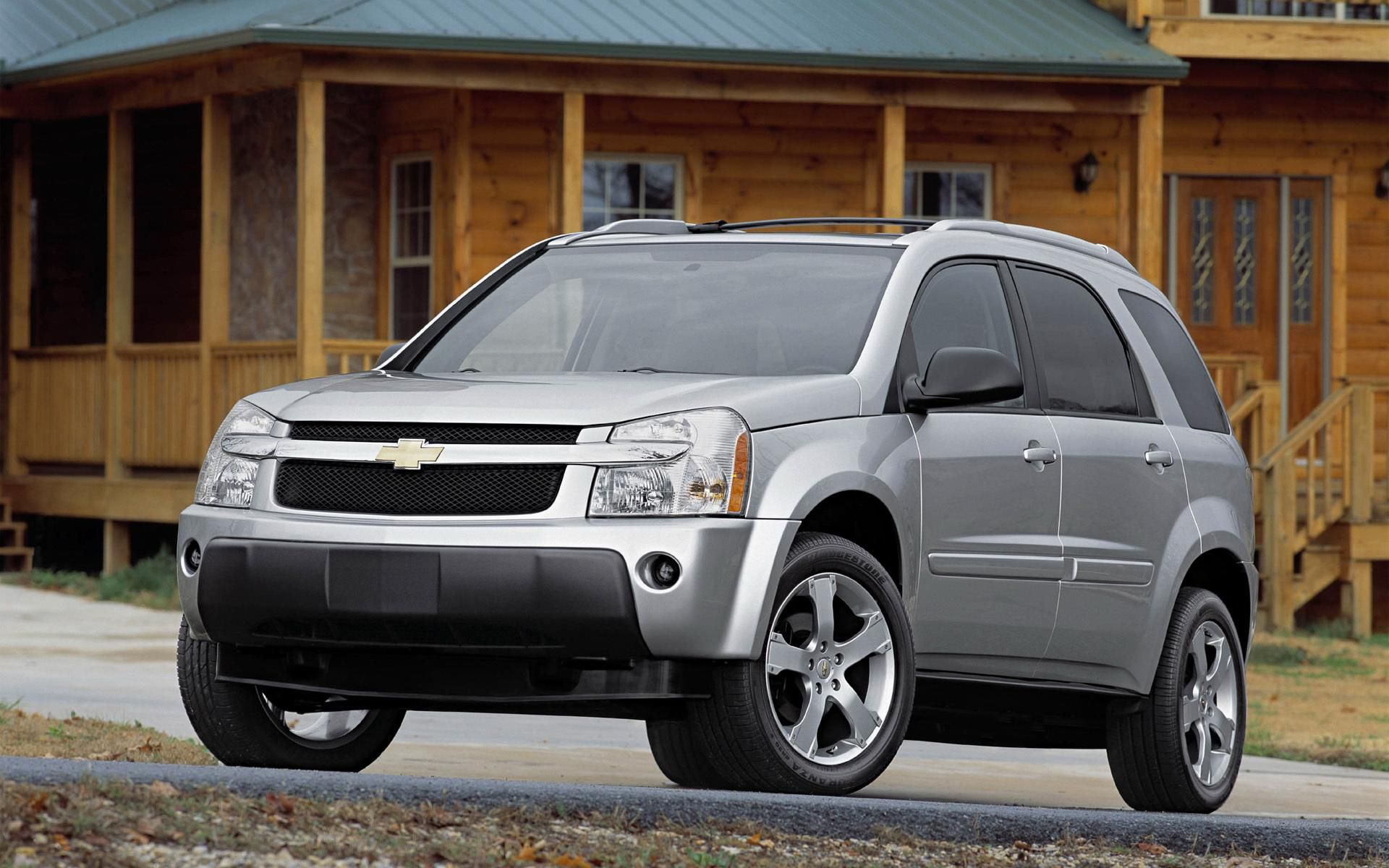 Chevrolet SUV 2005 photo - 2