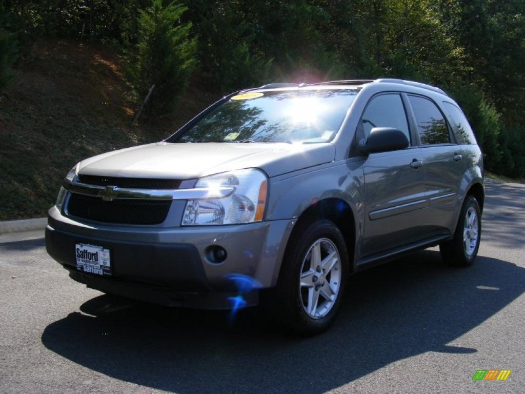 Chevrolet SUV 2005 photo - 3