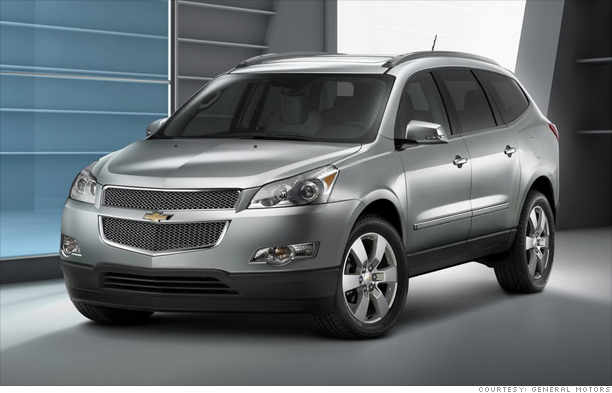 Chevrolet SUV 2010 photo - 1