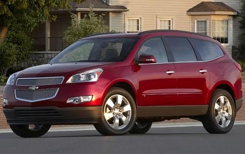 Chevrolet SUV 2010 photo - 2