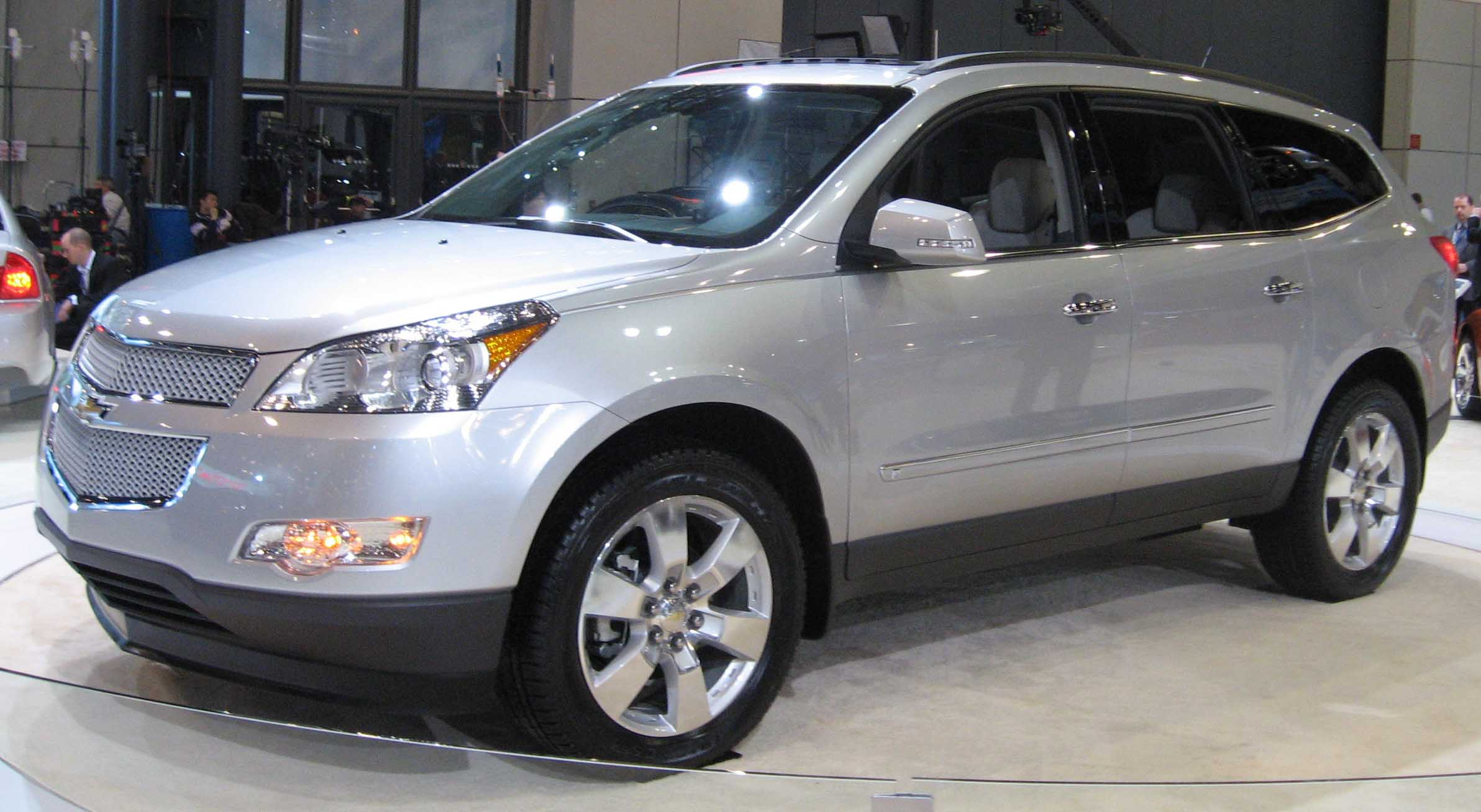 Chevrolet SUV 2010 photo - 3