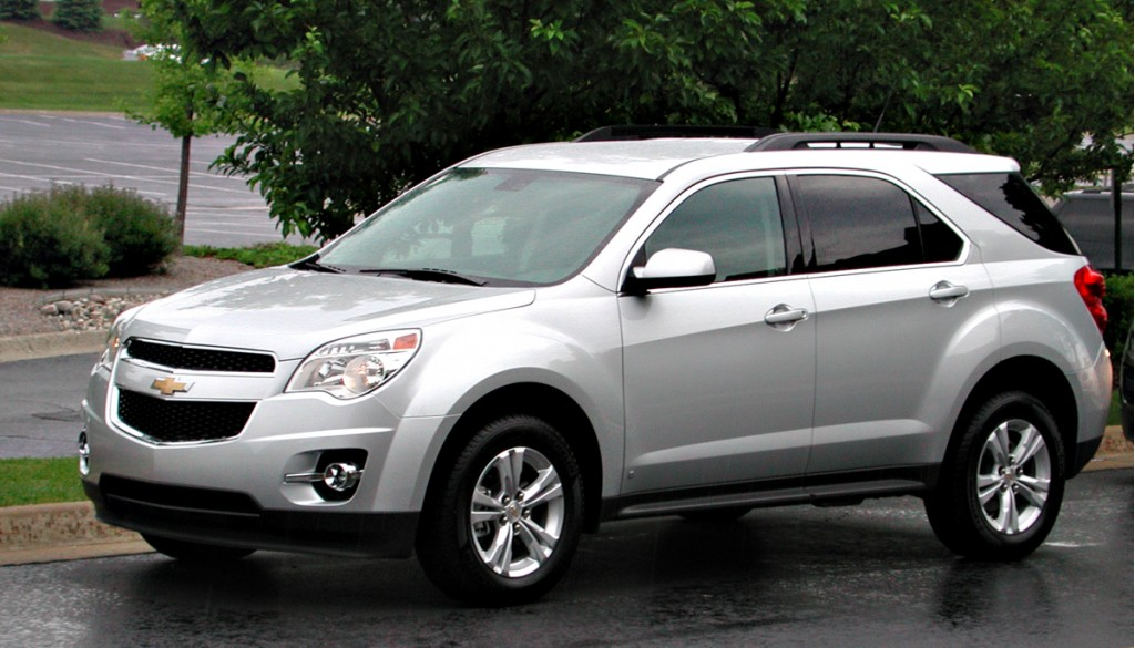 Chevrolet SUV 2010 photo - 4