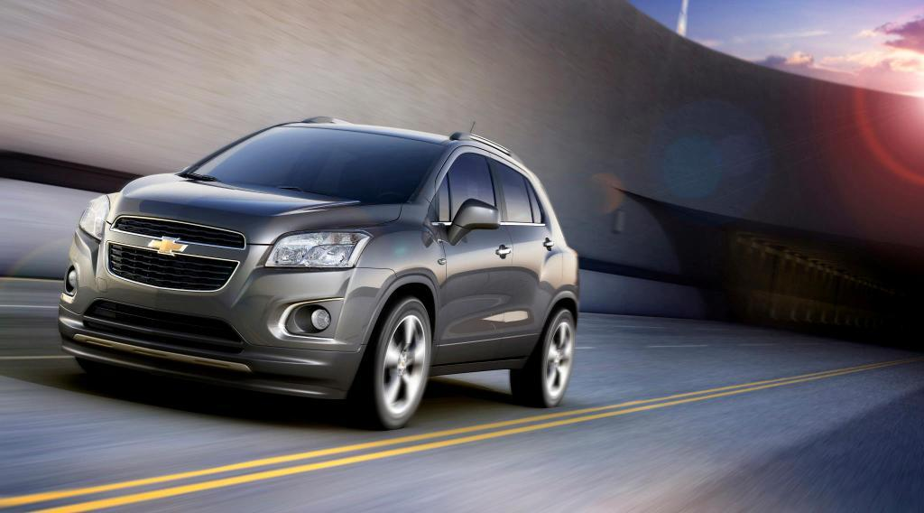 Chevrolet SUV 2012 photo - 4