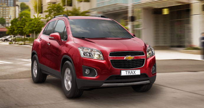 Chevrolet SUV 2013 photo - 6