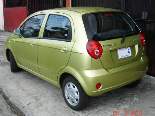 Chevrolet Spark 2008 Review Amazing Pictures And Images