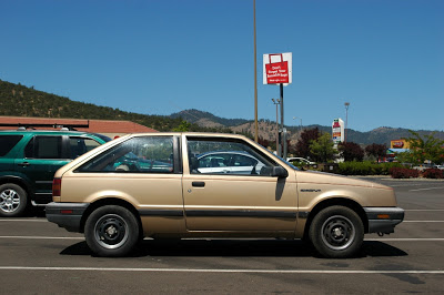 Chevrolet spectrum 1986 photo - 5