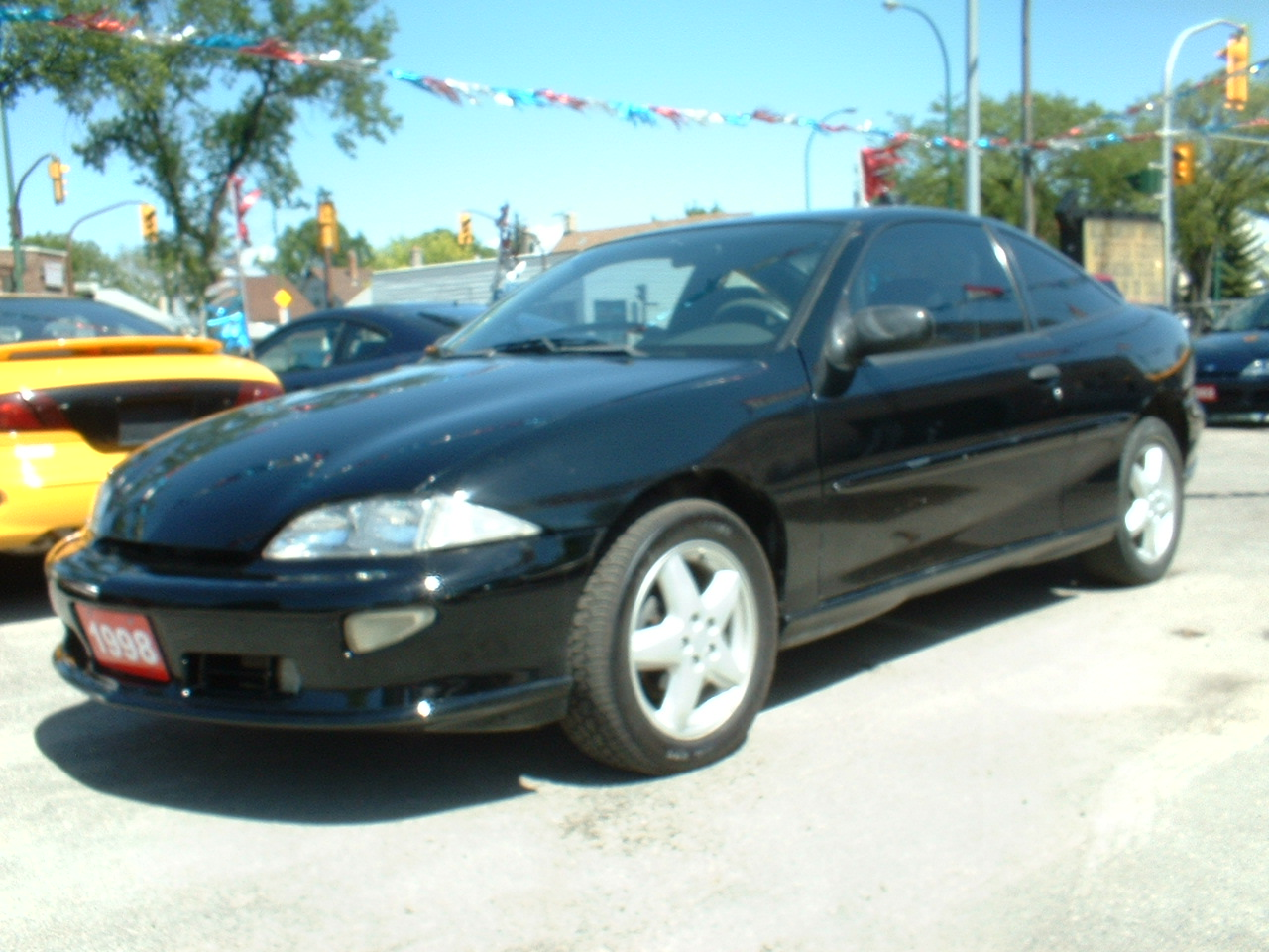 Chevrolet sprint 1998 photo - 3