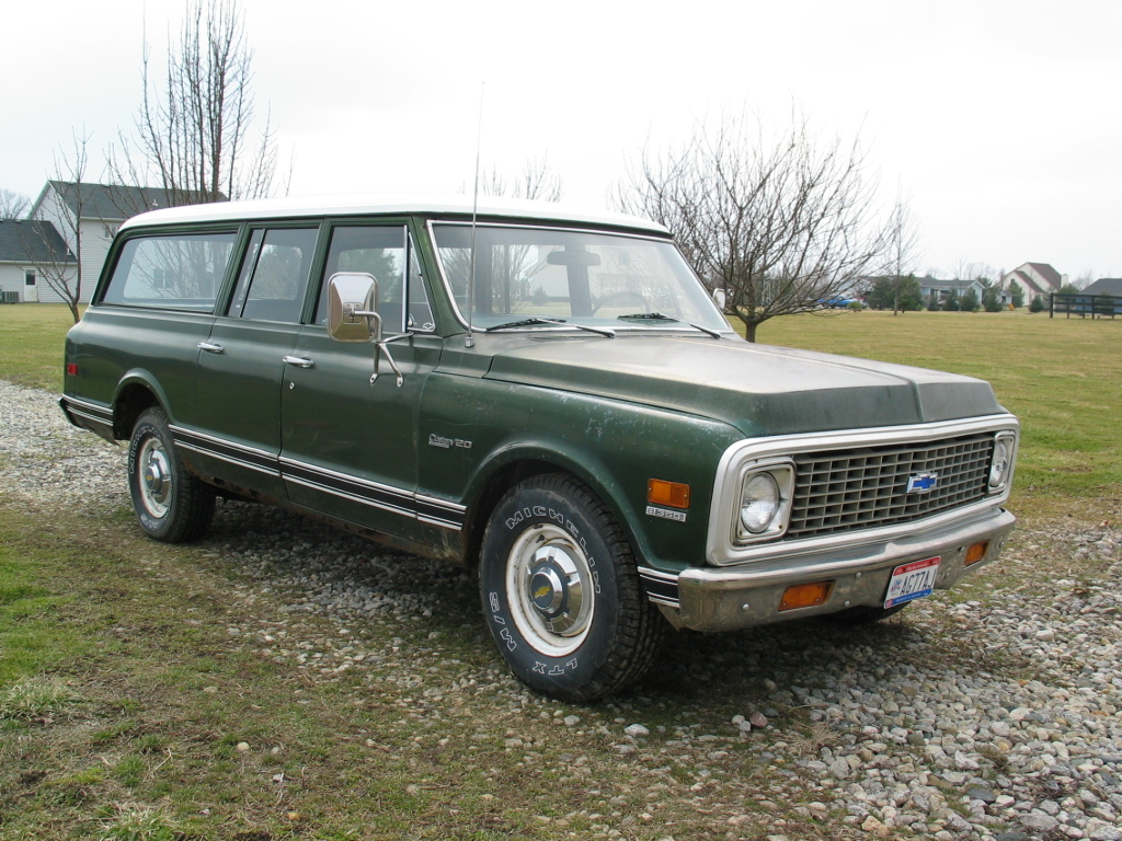 Chevrolet Suburban 1976 Review Amazing Pictures And