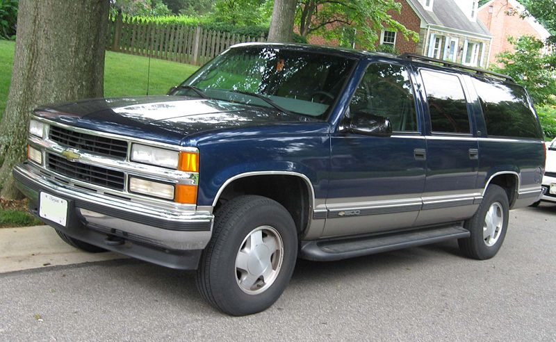 Chevrolet Suburban 1995 Review Amazing Pictures and Images