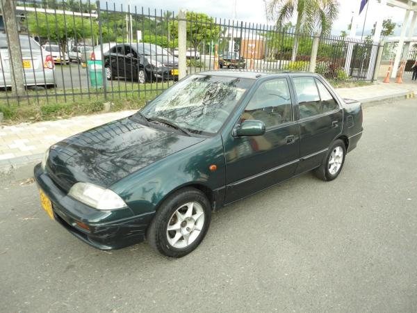 Chevrolet swift 1994 photo - 5