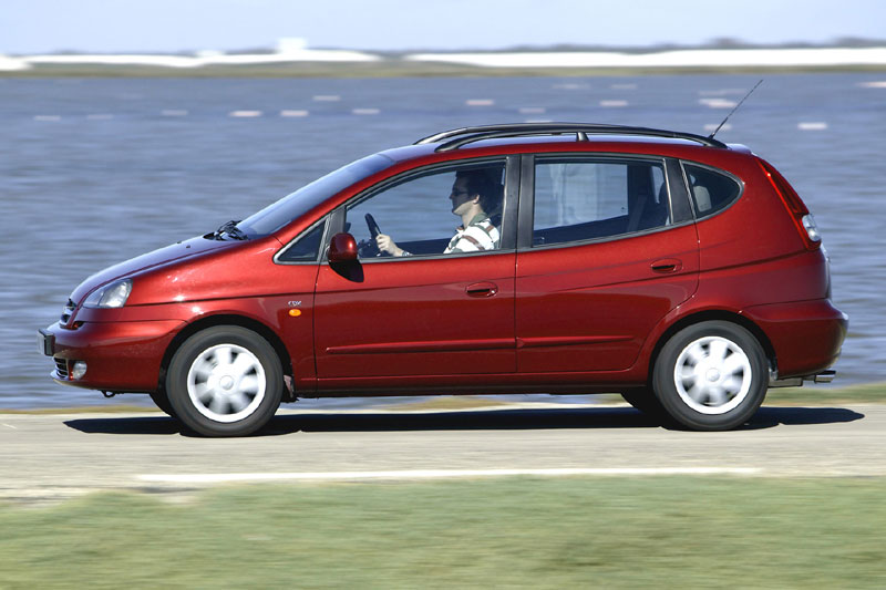 Chevrolet tacuma 2006 photo - 1