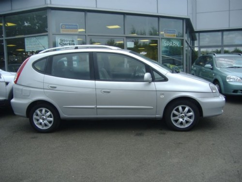 Chevrolet tacuma 2007 photo - 2
