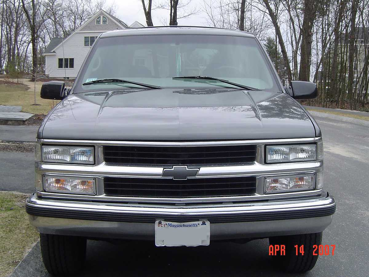 Chevrolet tahoe 2000 photo - 2
