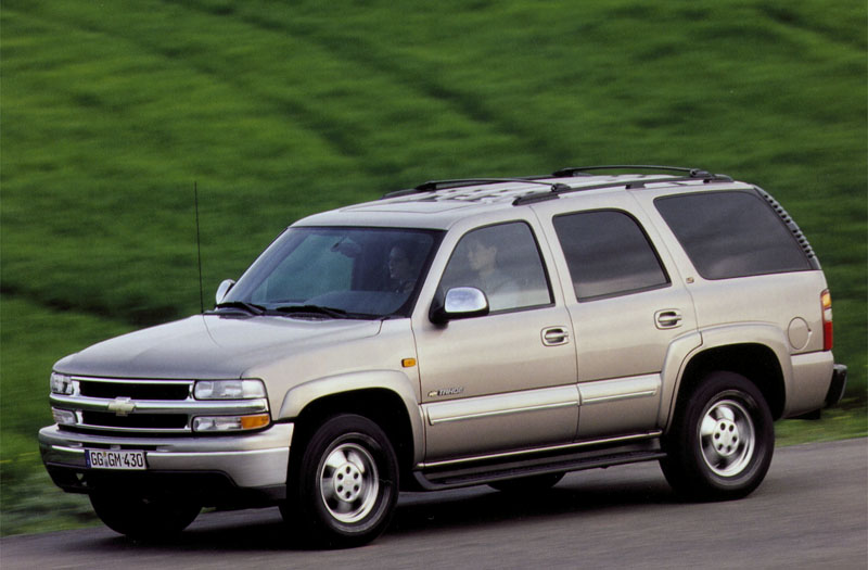 Chevrolet tahoe 2000 photo - 4