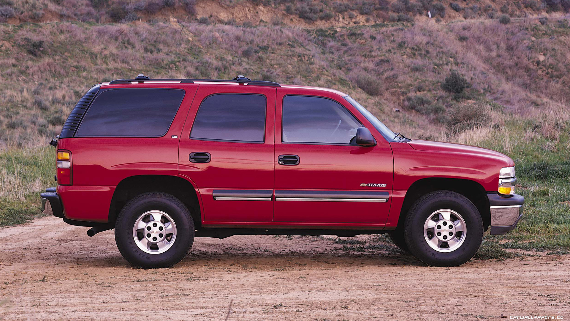 Chevrolet tahoe 2001 photo - 4