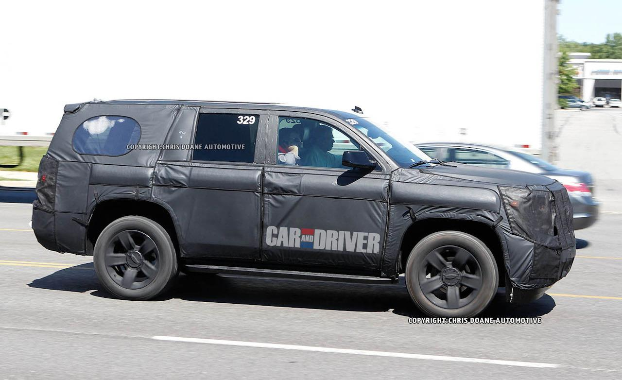 Chevrolet tahoe 2014 photo - 6