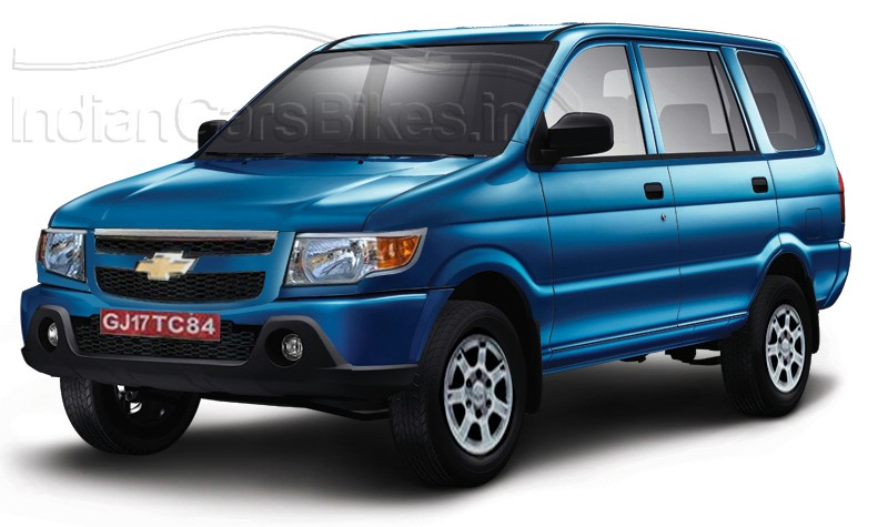 Chevrolet tavera 2015 photo - 1